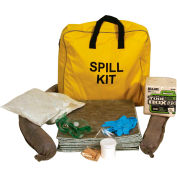 EverSoak® General Purpose Canvas Bag Spill Kit, 15 Gallon Capacity, 1 Spill Kit/Case