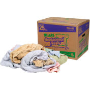 Sellars® Reclaimed Rags - Turkish Towel, 25 Lbs. 99213