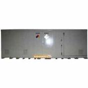 """Securall® 34'W x 8'D x 8' 4""""H Hazmat Chemical Storage Building 64 Drum"""
