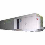 """Securall® 42'W x 8'D x 8' 4""""H Hazmat Chemical Storage Building 80 Drum"""