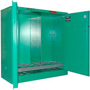 Securall® Vertical Divider, MG-Divider-9, For Securall Medical Gas Cabinets MG109 & MG309