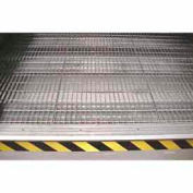 Securall® Galvanized Steel Floor Grating for Buildings AG/B400