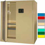 Securall® 36x24x42 Self-Latch Industrial Cabinet Beige