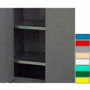 "Securall® Extra Shelf for 18"" Deep Industrial Cabinet Gray"