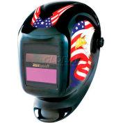 Sellstrom® Helmet W/27611 Impulse MagSense™ Variable Shade 9-13 ADF, America