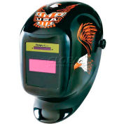 Sellstrom® Helmet W/27611 Impulse MagSense™ Variable Shade 9-13 ADF, Freedom