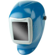 Sellstrom® Helmet W/27070 Phantom™ Plus Shade 9-12 ADF, Blue