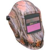 Sellstrom® Trident™ Welding Helmet W/27611 Impulse MagSense™ Variable Shade, Camo