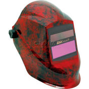Sellstrom® Trident™ Welding Helmet W/27602 XVA™ Fixed Shade 10 ADF, Volcano