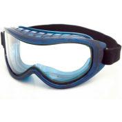 Sellstrom® S80200 Odyssey II Industrial Goggle, Adjustable FR Cloth Strap