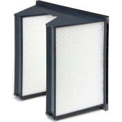 "Purolator® 5360867067 SERVA-CELL® Rigid Box Filter, Plastic 24""W x 24""H x 12""D"