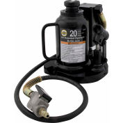 Omega 20 Ton Low Profile Air Actuated Bottle Jack - 18209