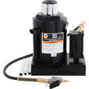 Omega 50 Ton Air Actuated Bottle Jack - 18502