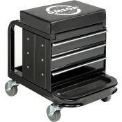 Omega 450 lb. Cap. Toolbox Creeper Seat - 92450