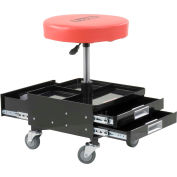 Pro-Lift Pneumatic Chair W/ Drawers - C-3100