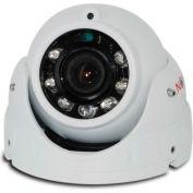 Safety Vision Interior Camera W/ Mic, IR 6 MM White Housing - 41-6MIR-WT