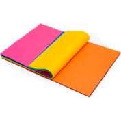 "Smart-Fab Non-Woven Fabric 12"" x 18"" Cut Sheet, 45/Pack, Assorted 15 Colors - Pkg Qty 12"