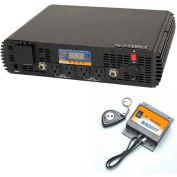 Sunforce 11260 2500 Watt Pure Sine Wave Pro Series Inverter