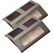 Sunforce 84507 Solar Dock Light (2 Pack) - Pkg Qty 2