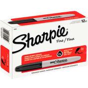 Sharpie® Super Permanent Marker, Fine Point, Black Ink