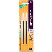 Sanford® Uni-ball Gel Impact Rollerball Pen Refill, Bold, Black Ink, 2/Pack