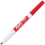 Sanford® Expo Dry Erase Marker, Fine, Nontoxic, Red Ink, Dozen
