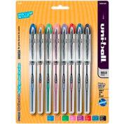 Sanford® Uni-ball Vision Elite Rollerball Pen, Refillable, 0.8mm, Assorted Ink, 8/Pack