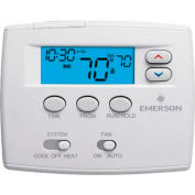 """White Rodgers 1F80-0224 Emerson Programmable Thermostat 2""""Blue"""