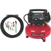 Dewalt Porter-Cable C2002-Wk Oil-Free Umc Pancake Compressor With 13-Piece Accessory Kit