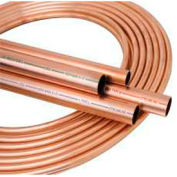 "Mueller Industries UT08025 Copper Tubing Boxed 1/2"" X 25 Ft."