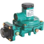 Gas Regulator Second Stage Compact 650,000 Btu 1/2 In. X 1/2In. Fnpt