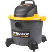 Workshop 9 Gallon, 3.5 Peak Hp Wet/Dry Vacuum