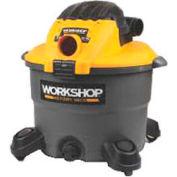 Workshop 12 Gallon, 5.0 Peak Hp Wet/Dry Vacuum With Detachable Blower