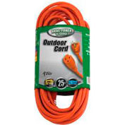 Coleman Cable 2409 Outdoor Round Extension Cord 14/3 100 Ft.