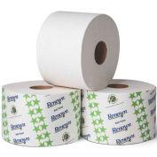 Renown REN06125-WB Single Roll Bath Tissue 2Ply 3-3/4X4 3 3/4X4 36/865St/Cs