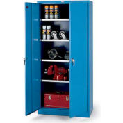 "Parent Metal XHD Series Galvanized-Shelf Heavy-Industrial Grade Cabinet - 36X18X42"""