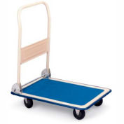 """Relius Solutions Folding Platform Truck with Rubber Casters - 35""""L x 23""""W Deck"""