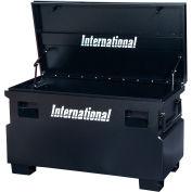 "SPG International JSB-4824BK 48"" Job Site Box, Black"