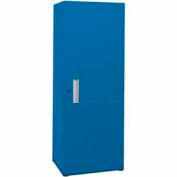 "Space Saver Cabinet-Single Unit-30""W x 21""D x 75""H-Monaco Blue"