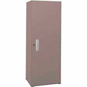 "Space Saver Cabinet-Single Unit-30""W x 21""D x 75""H-Pewter Grey"