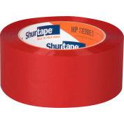 "Shurtape® HP 200 Carton Sealing Tape 2"" x 110 Yds. 1.9 Mil Red - Pkg Qty 36"