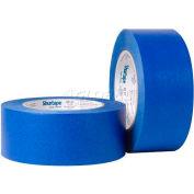Shurtape, 14-Day Shurreleasetm Crepe Paper Masking Tape, Cp 027, 18mm X 55m, Blue - Pkg Qty 48
