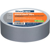 Shurtape PC 618 Performance Grade, Co-Extruded Cloth Duct Tape, 48mm x 55m - Pkg Qty 24