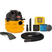 Shop-Vac® 5 Gallon 6.0 Peak HP Portable Contractor Wet Dry Vacuum - 5870210
