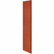 """Salsbury Side Panel 33305 - for 21""""D Designer Wood Locker without Sloping Hood Cherry"""