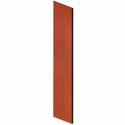 "Salsbury Side Panel 33306 - for 21""D Designer Wood Locker with Sloping Hood Cherry"