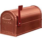 Salsbury Deluxe Rural Mailbox 4850D-MOC - Mocha