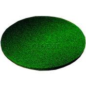 "Type 55 Green Scrubber Floor Pad - 20"" - Min Qty 7"