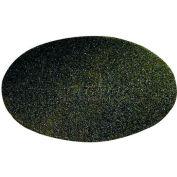 """Type 72 Black Strip Floor Pad - 17"""" - Min Qty 9"""
