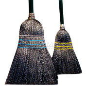 Warehouse/Black Poly Broom - Min Qty 2